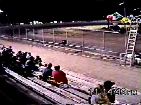 Rio Grande Speedway street hobby stock feature main May 5th 2007