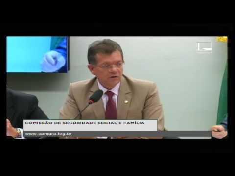 SEGURIDADE SOCIAL E FAMÍLIA - Audiência Pública - 22/08/2016 - 14:30