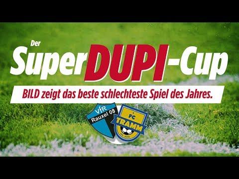 Das schlechteste Team Deutschlands - Der Superdupi-Cup - FC Tramm gegen VfR Rauxel