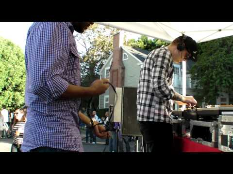 DJ KLEVER - HEADS WERE ROLLED - LIVE @ HORNITOS PARTY - WB LOT - 11.15.09