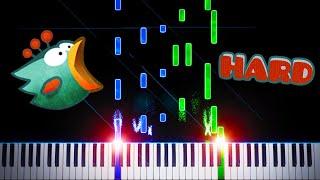 Tiny Wings Main Theme - Piano Tutorial