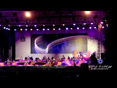 JAKARTA INTERNATIONAL PERFORMING ART - DYNAMIC DANCE SOKA GAKKAI INDONESIA