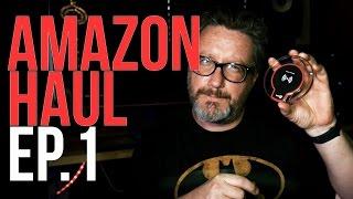 Amazon Haul Episode 1 : Samsung 960 EVO,  Wireless Charger, Tripod Fluid Head