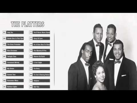 The Platters Greatest Hits  -  The Best Of The Platters  |  HD/HQ