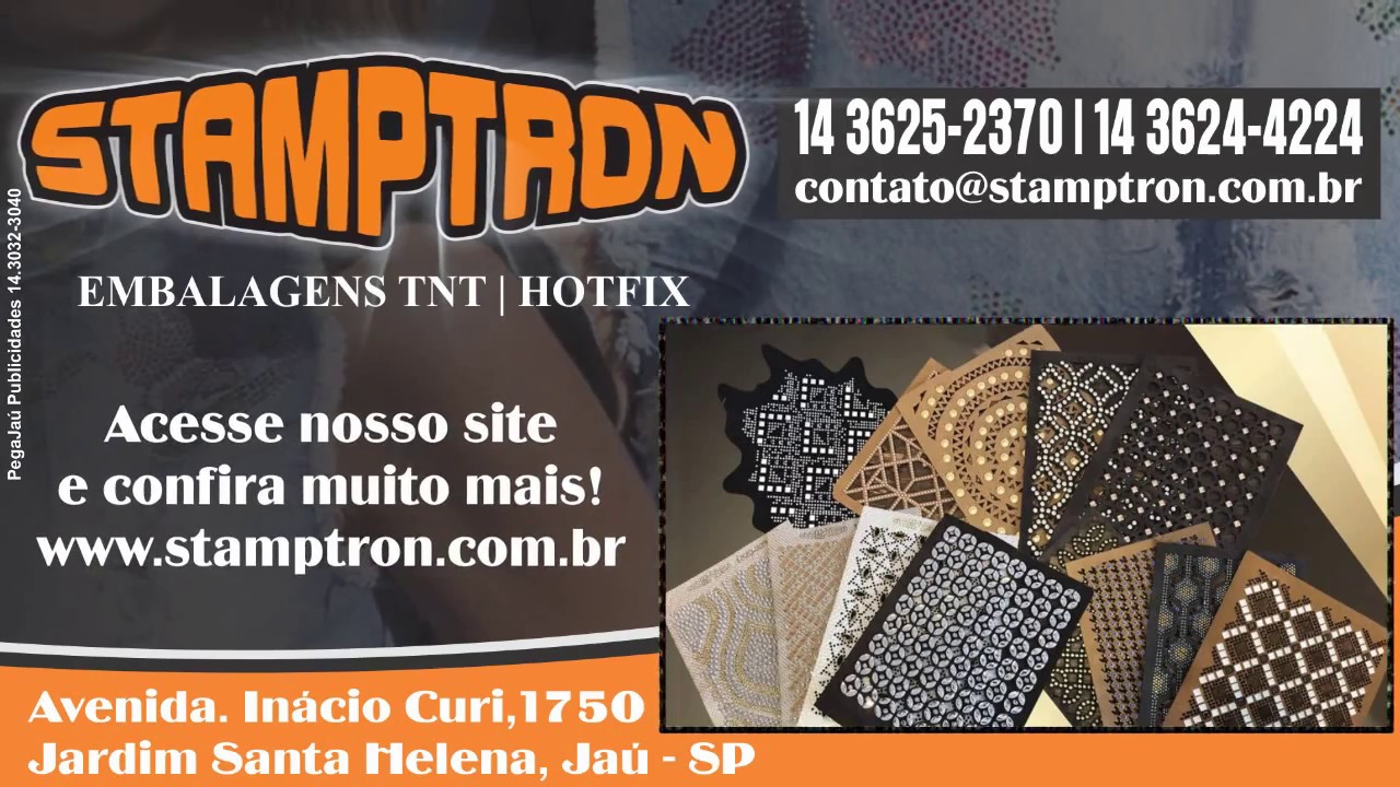 e025773fd Stamptron Hotfix Portal Tv PegaJaú Publicidades - YouTube