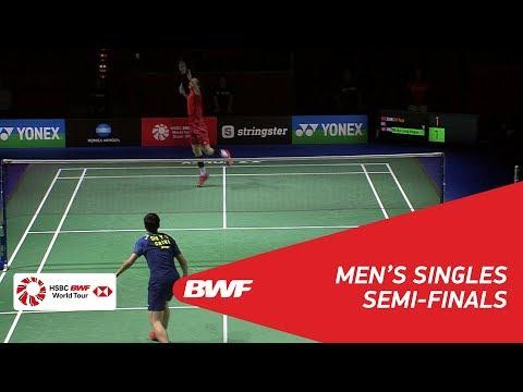 MS | SHI Yuqi (CHN) [3] vs NG Ka Long Angus (HKG) [6] | BWF 2018