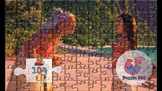 Moana Little Secret Puzzle Kid Puzzle Games