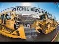 Ritchie Bros Dubai auction