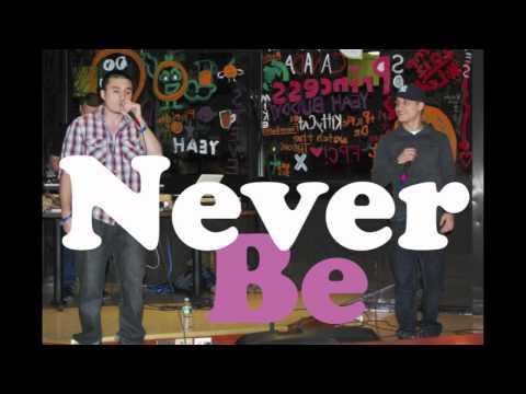 Never Be (Nice As I) Feat. Luke D - ARXV of Sha'ir