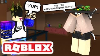 PLAYING WITH A FAN!! | Roblox Epic Minigames