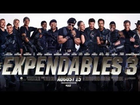 Os Mercenarios 3 Expendables 3 2014 Analise Completa Hd Youtube