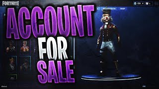SELLING MY FORTNITE ACCOUNT, 30+ SKINS, SKULL TROOPER AND GHOUL TROOPER - 20+ GLIDERS - 50+ DANCES.
