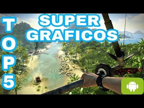 Top 5 Mejores Juegos Sin Internet Para Android Ios 2018 Con Buenos