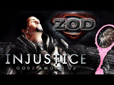 Injustice Gods Among Us - Man of Steel Zod Vs Beautiful People