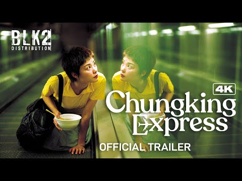Chungking Express trailer