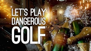 Dangerous Golf Gameplay: Let's Play Dangerous Golf on Xbox One