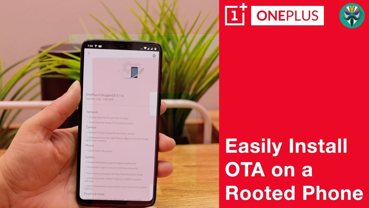 OnePlus 6 | How to Easily Install OTA on a Rooted Phone