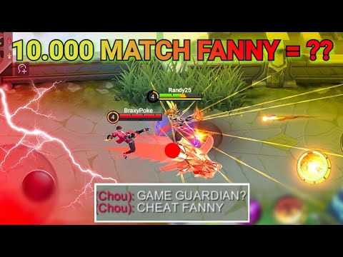 Who Is Randy25? Fanny Freestyle Montage #5 | Mobile Legends