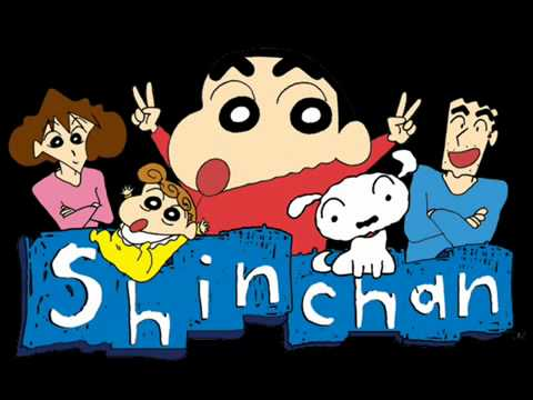 OST Crayon Sinchan Opening Song Indonesia