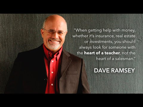 Dave Ramsey's Advice for Mortgage Professionals