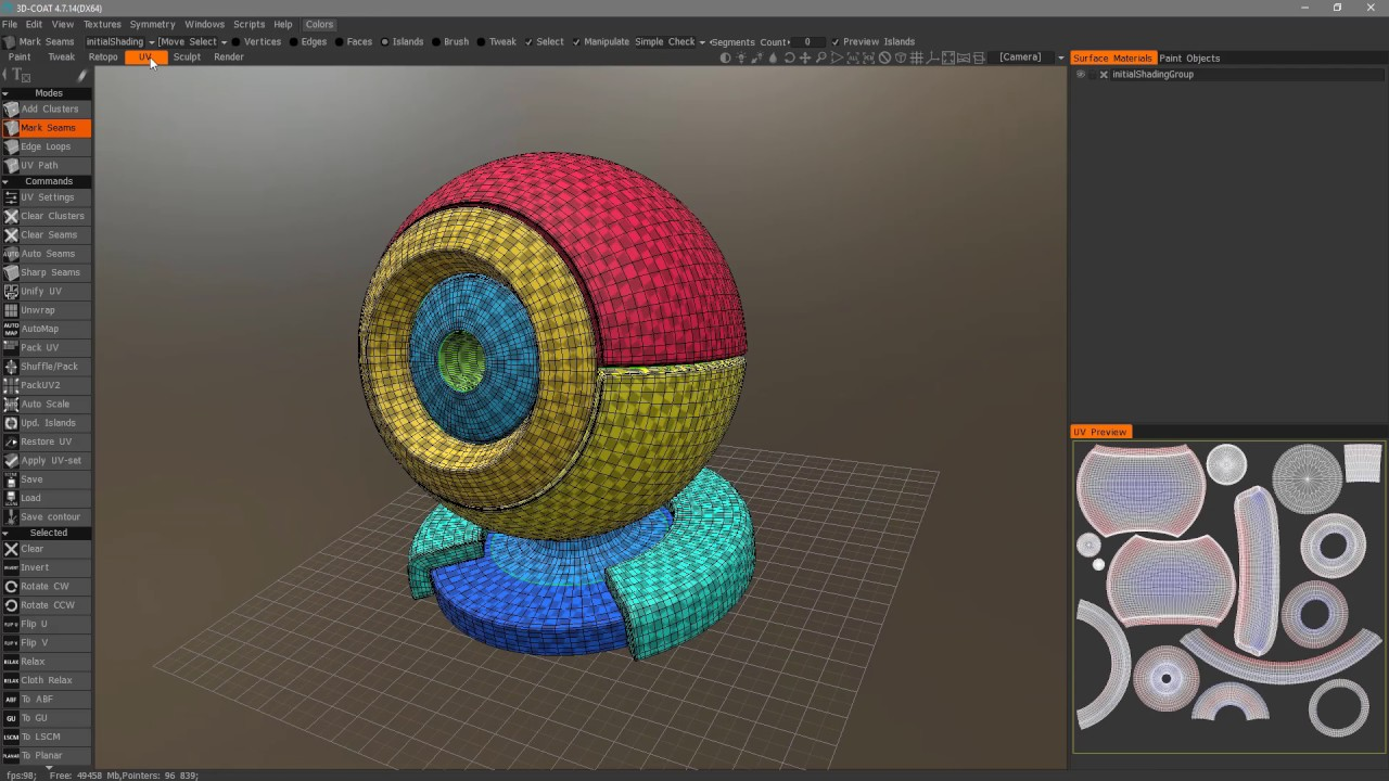 Users of Both 3DCoat and Zbrush their strengths  - 3DCoat - 3D Coat