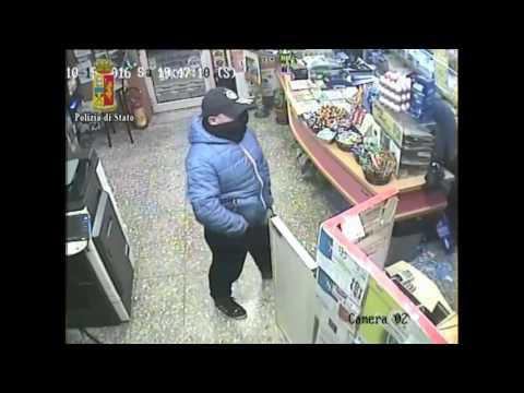 Arrestati in flagranza due rapinatori a Benevento