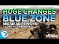 PUBG UPDATE: BLUE ZONE AND MIRAMAR OVERHAULED, CLOTHING REMOVED - Battlegrounds Patch News