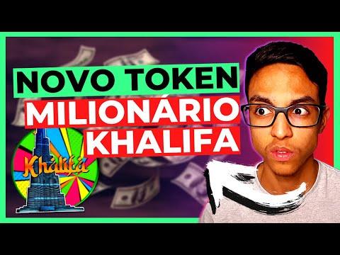 Khalifa Finance: Nova altcoin promissora que SORTEIA NFT's Milionárias que pode Decolar! [2021]