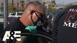 Live Rescue: Heart Attack in Parking Lot (S3) | A&E