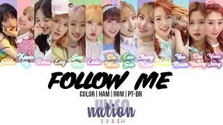 [3.34 MB] [PT-BR COLOR] 우주소녀(WJSN) - Follow Me