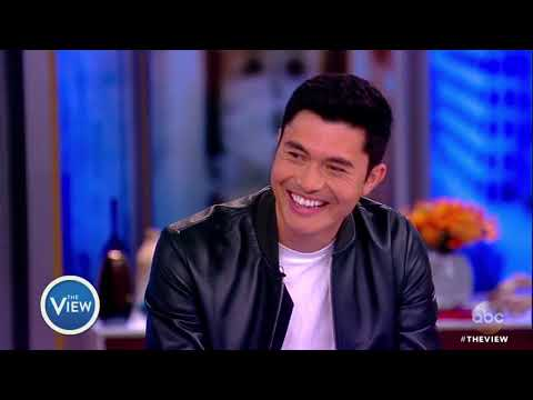 Henry Golding Discusses Crazy Rich Asians Casting Controversy | The View