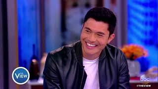 Henry Golding Discusses