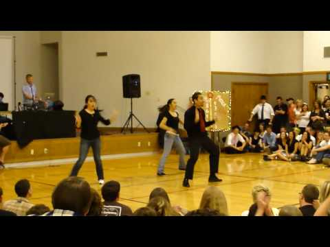 So you Think You Can Dance- Heritage YSA Ward Las Vegas, NV
