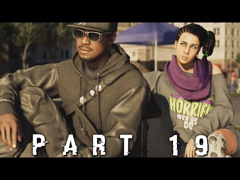 Watch Dogs 2 - POWER TO THE SHEEPLE - Walkthrough Gameplay Part 19 (PS4 PRO)