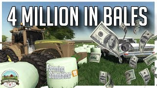 The Ultimate Guide on how to make Silage | Farming Simulator