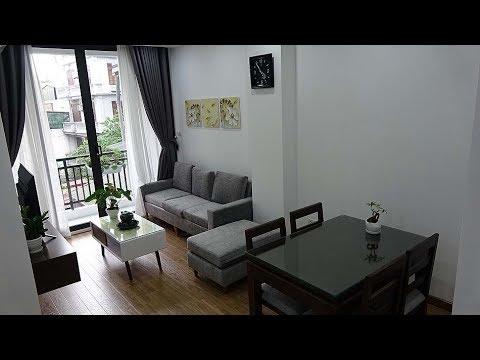 Linh LangのPhan Ke Binh通りに完成したサービスアパートFriend House63㎡のご紹介