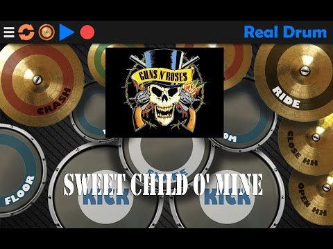 Guns N' Roses - Sweet Child o' Mine Real Drum Cover Android