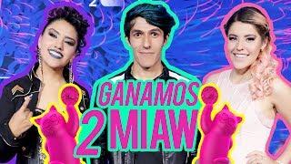 triunfo mximo ganamos 2 mtv miaw   los polinesios vlogs