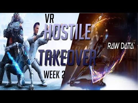 PvP Hostile Take Over Week 2 (Raw Data Closed Beta Weekend)