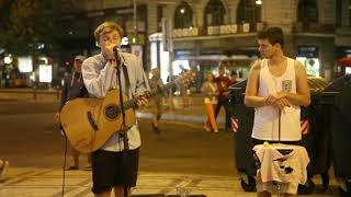 TOP 5 AMAZING UNKNOWN MALE BUSKERS