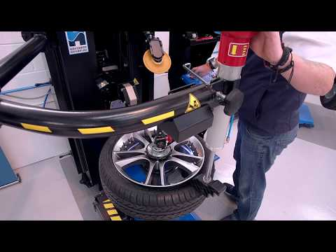 The Ultimate Tyre Fitting & Removal Technology | Smart X