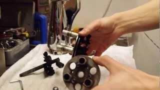 Handmade tailgunner inside