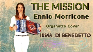 THE MISSION (Ennio Morricone) Irma Di Benedetto, Organetto Abruzzese Accordion Cover