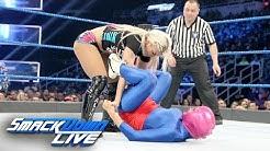 Alexa Bliss vs. La Luchadora: SmackDown LIVE, Dec. 20, 2016