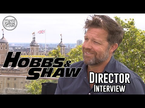 Director David Leitch On Fast & Furious: Hobbs And Shaw