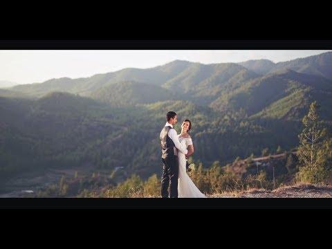 CYPRUS - A&E beautiful wedding film