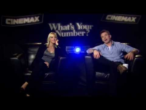 MAX Double Take :What's Your Number - Sex Scene (Cinemax)