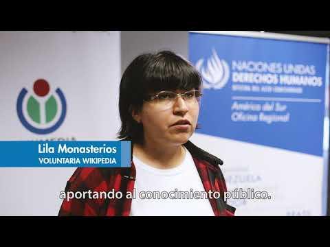 Maratones En Wikipedia: Editando Por Los Derechos Humanos En Argentina