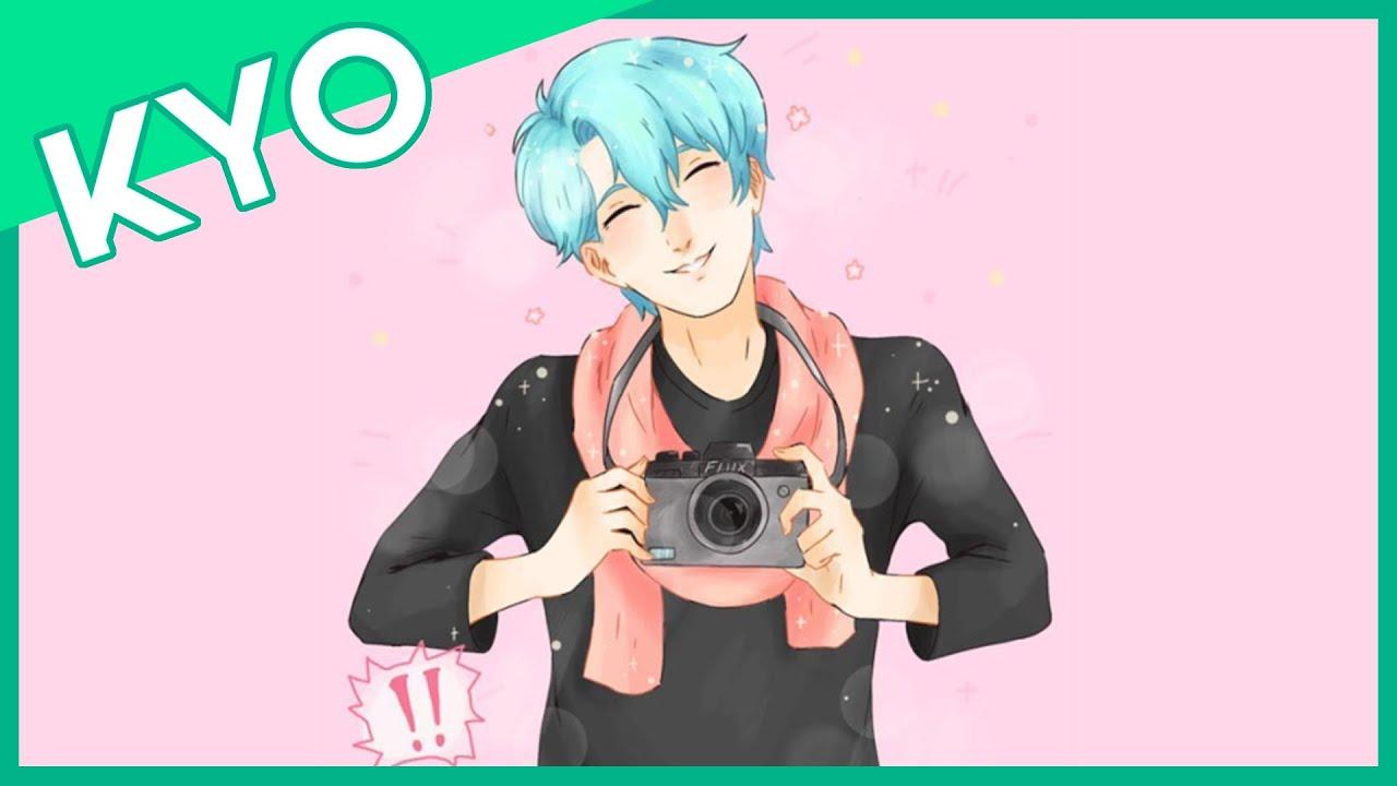 Photographer V Adorable Mystic Messenger Comic Dub