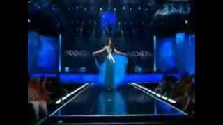 Zivana Letisha - Puteri Indonesia 2008 in Miss Universe 2009 ( Official Riyo Mori Lovers ) HD